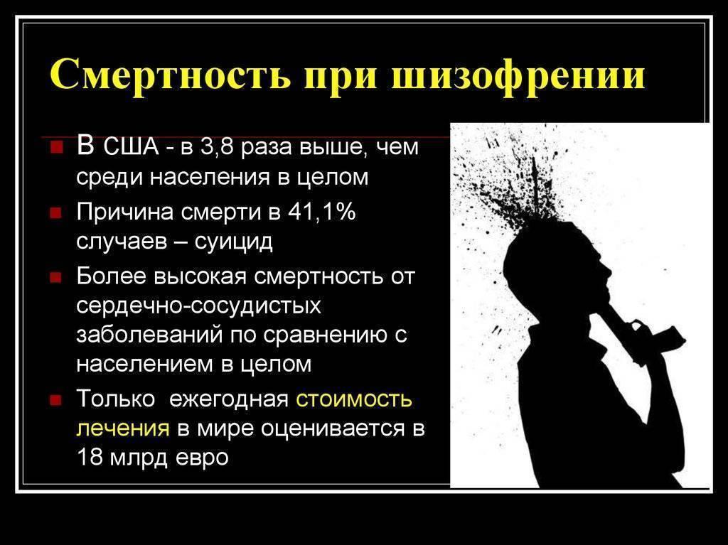 Симптомы и причины появления алкогольной шизофрении
