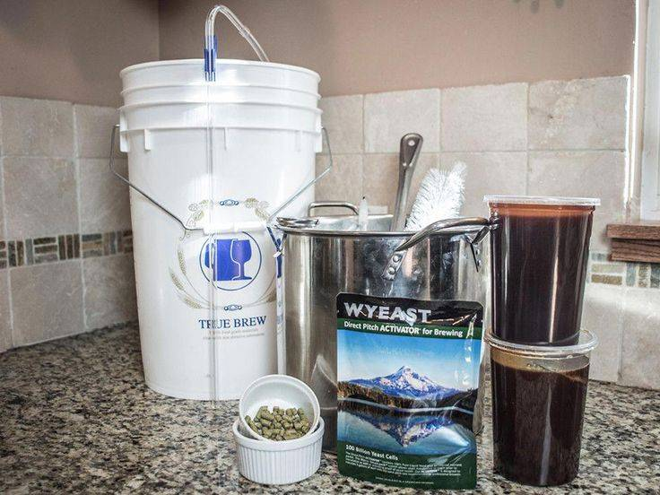 Как сделать пиво из концентрата в домашних условиях пошаговая инструкция