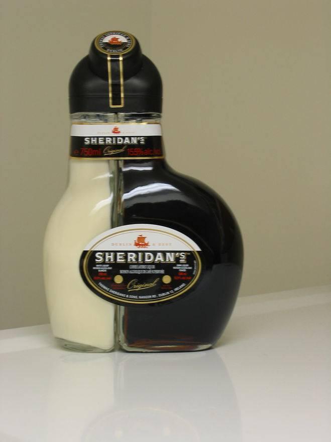 Как пить ликер шеридан / прочитай и узнай как пить шериданс