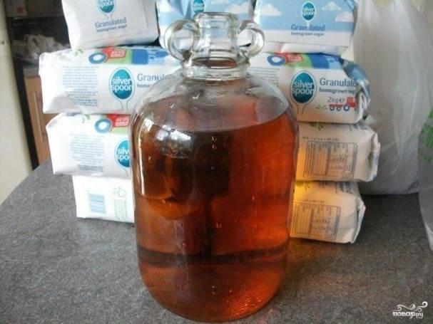 Подробный рецепт самогона из варенья в домашних условиях!