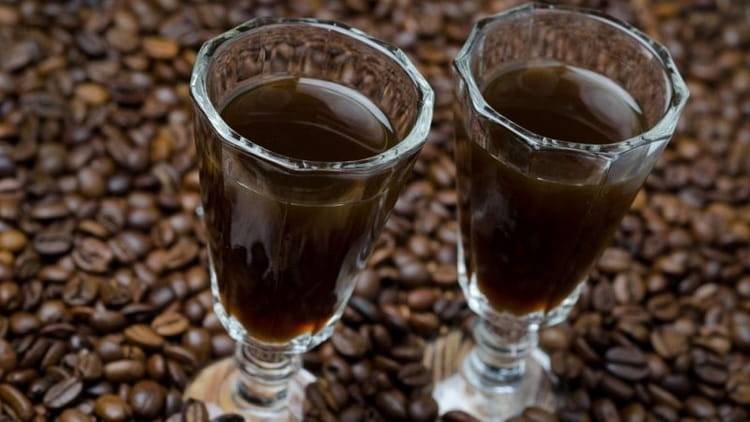 Самогон на кофейных зернах рецепт