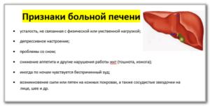 Болезни печени: причины, признаки (симптомы) и виды заболеваний печени