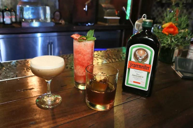 Как лучше пить ликер егермейстер