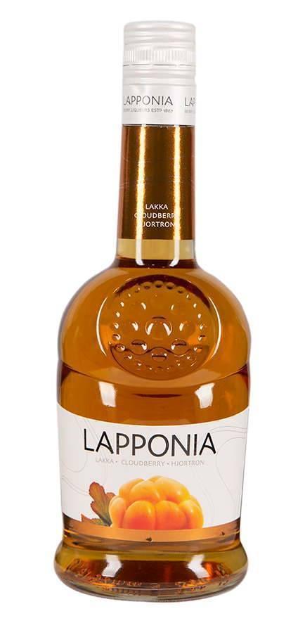 Лаппония (lapponia) – линейка финских ягодных ликеров