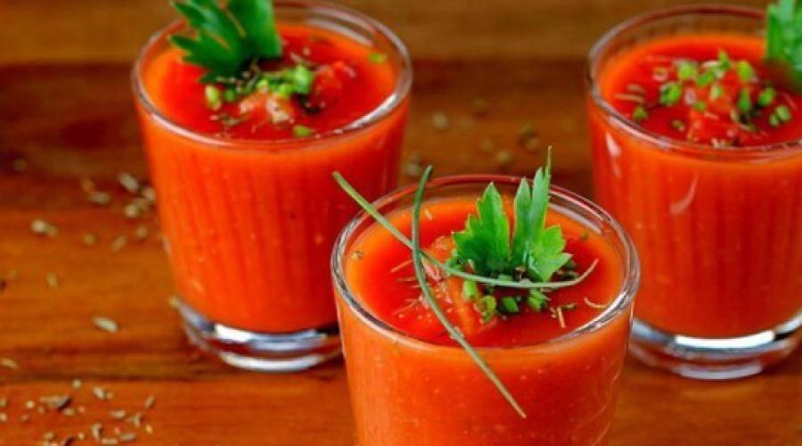 Водка и томатный сок польза и вред - польза или вред
