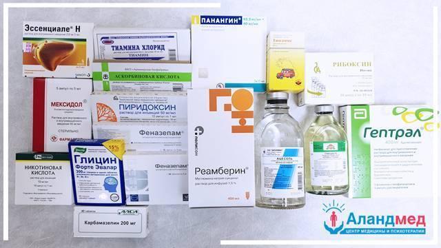 Витамины при похмелье: что поможет - мы здоровы!