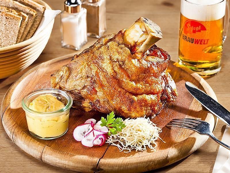 Рулька по-баварски – кулинарный рецепт