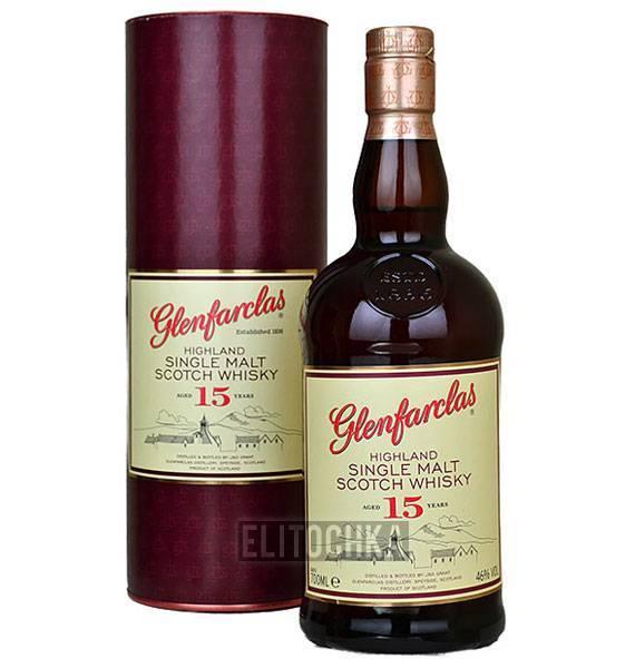 """Виски """"гленфарклас"""" – маленький семейный бизнес возрастом 150 лет"""