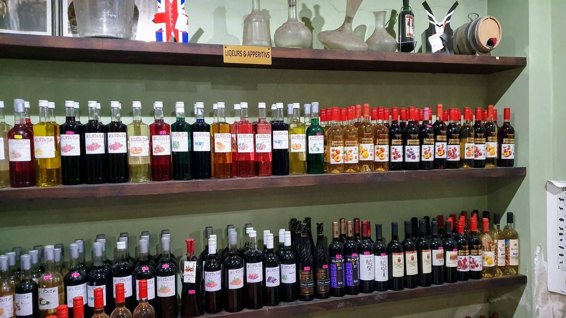 Какое вино попробовать в болгарии?