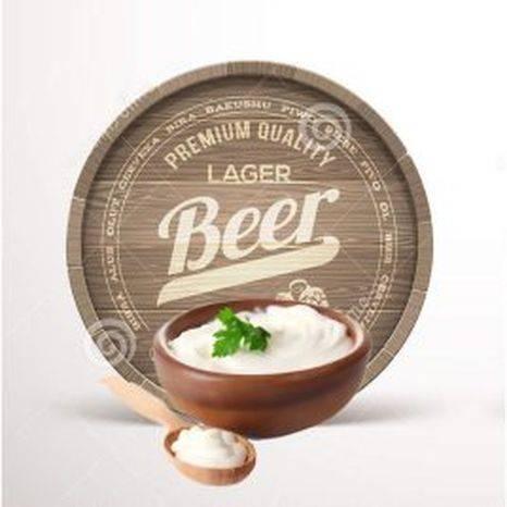 Сметана с пивом для потенции: свойства и рецепты приготовления