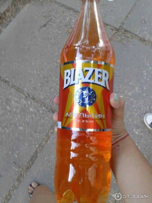 Вкусы алкогольного напитка «блейзер», состав и крепость