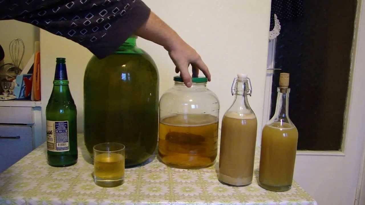Медовуха в домашних условиях - рецепт приготовления из старого меда, без дрожжей и без алкоголя