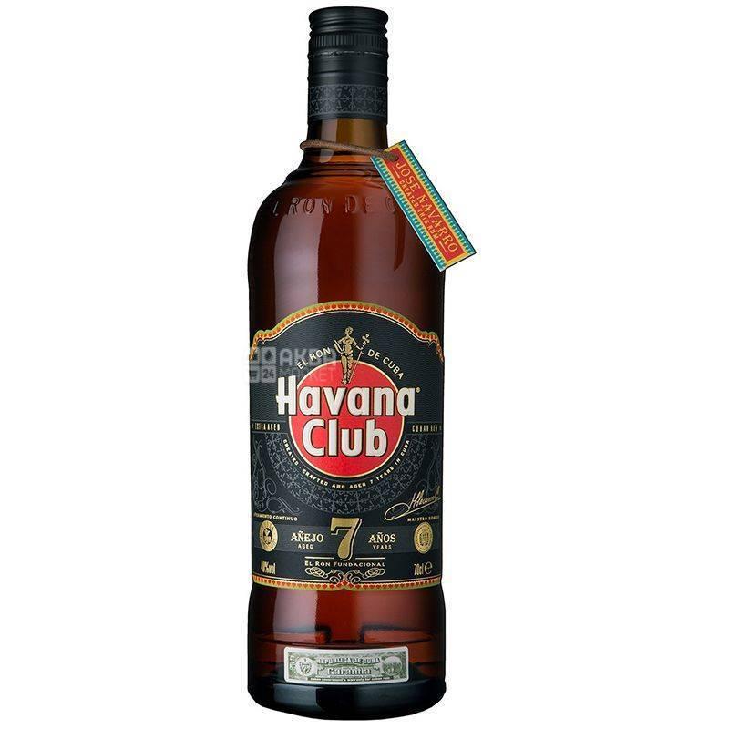 Havana club описание рома гавана клаб, состав, производитель, разновидности, как отличить от подделки и правильно пить