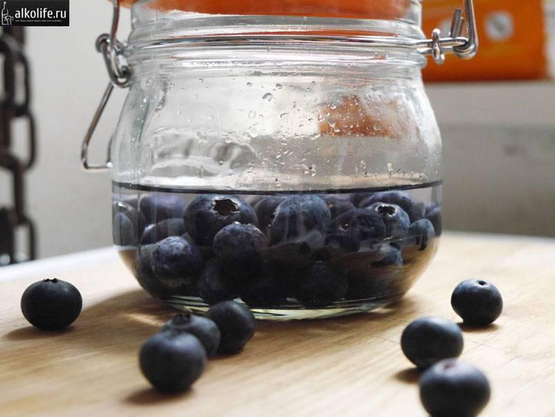 Настойка из терна на водке: рецепт