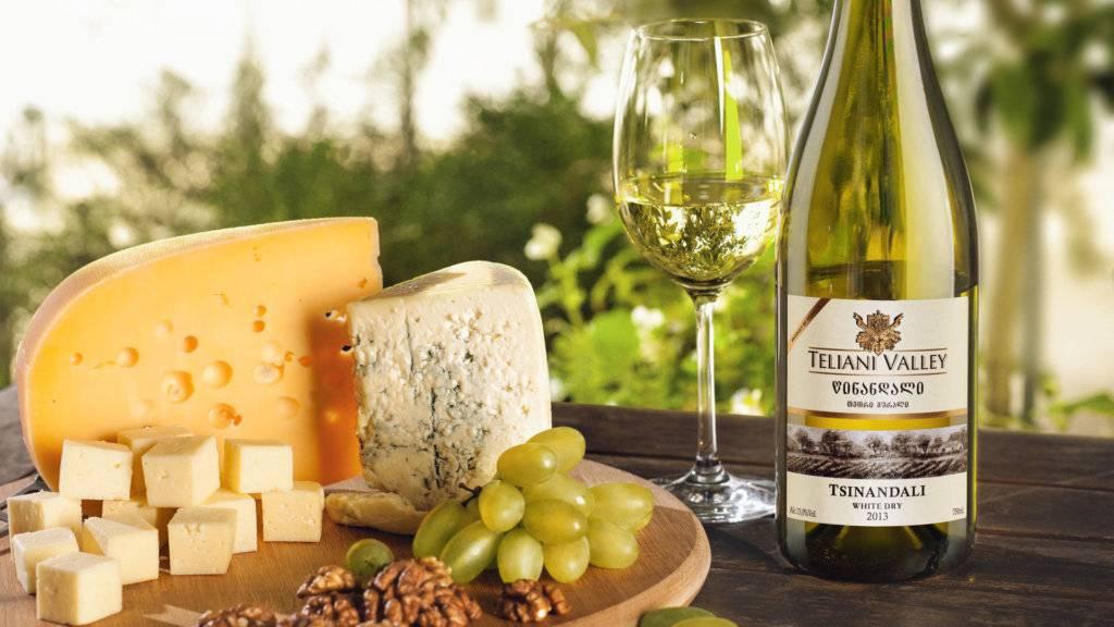 Вино цинандали и его особенности