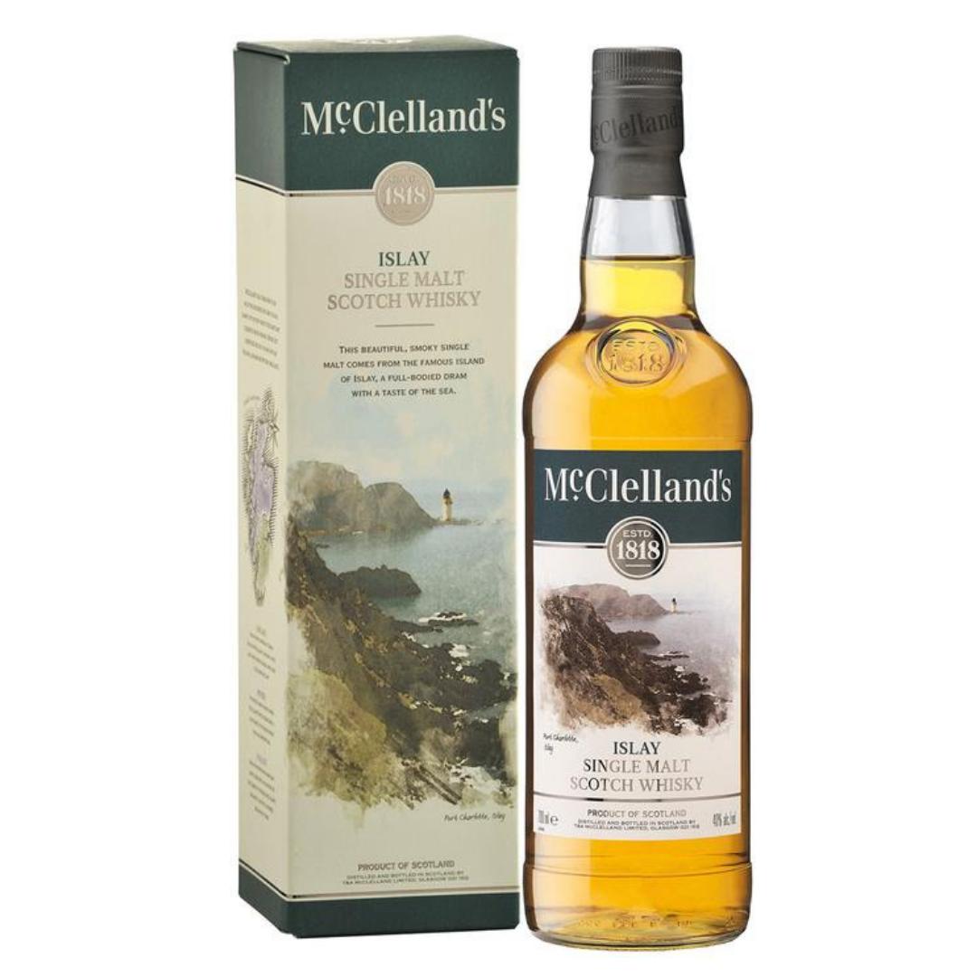 Виски mcclelland s макклелланд: обзор, отзывы, характеристики