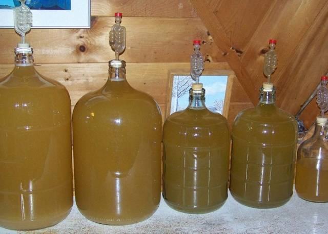 Рецепт вкусного и ароматного вина из груш