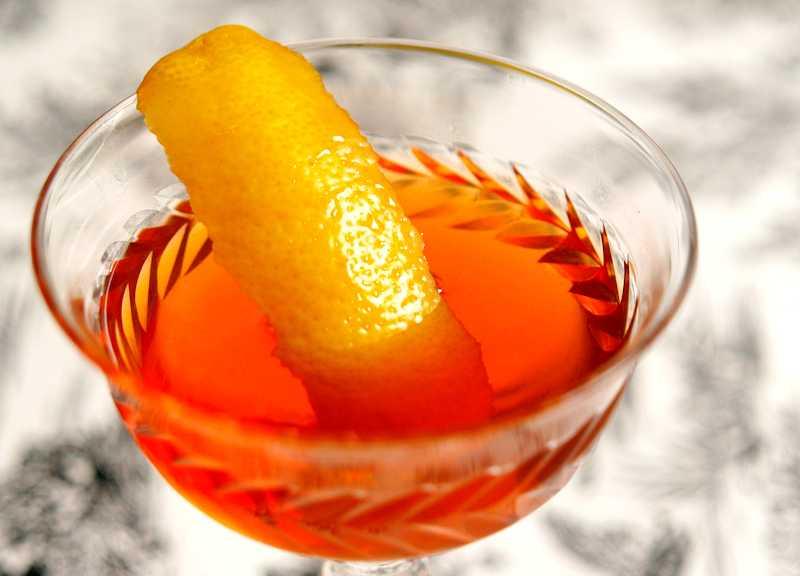 Настойка на грейпфруте ⋆ atlant