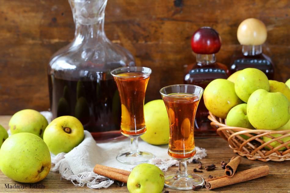 Как сделать вино из яблок в домашних условиях