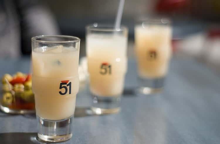 Пастис - анисовая прохлада - статьи - напитки - домашний бар