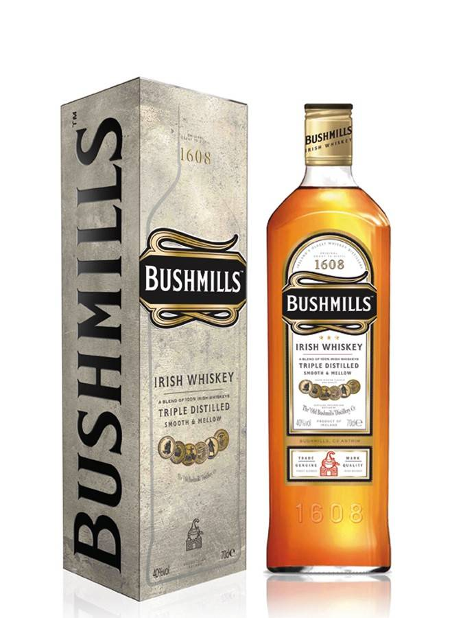 Виски bushmills   бушмилс виски