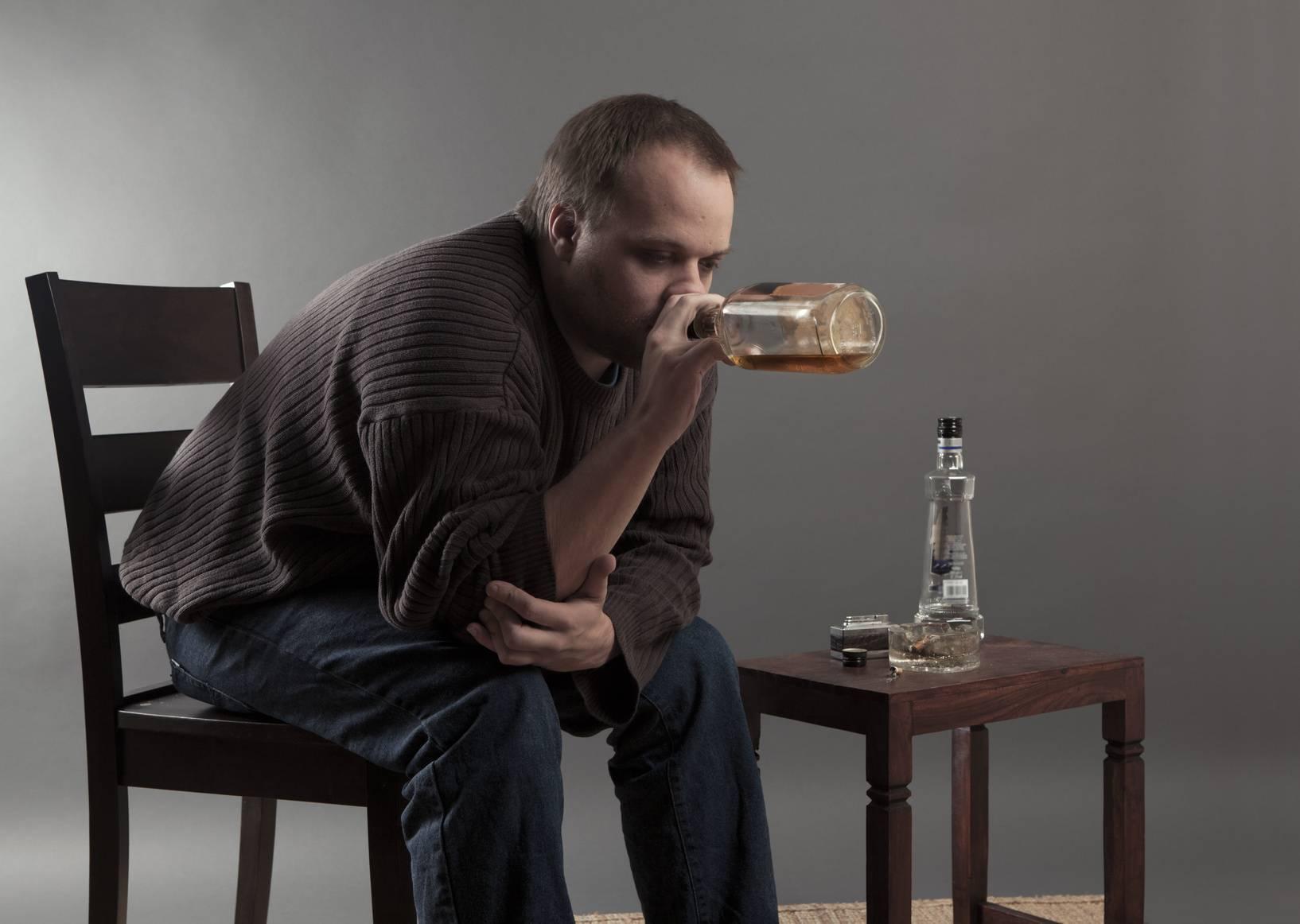 Расчет алкоголя.