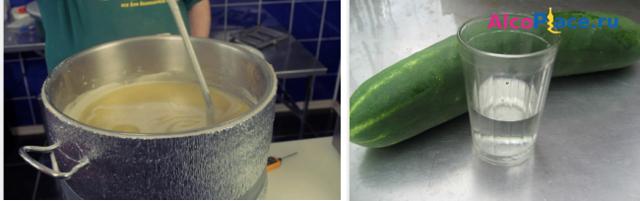 Рецепты самогона из риса – горячее и холодное осахаривание