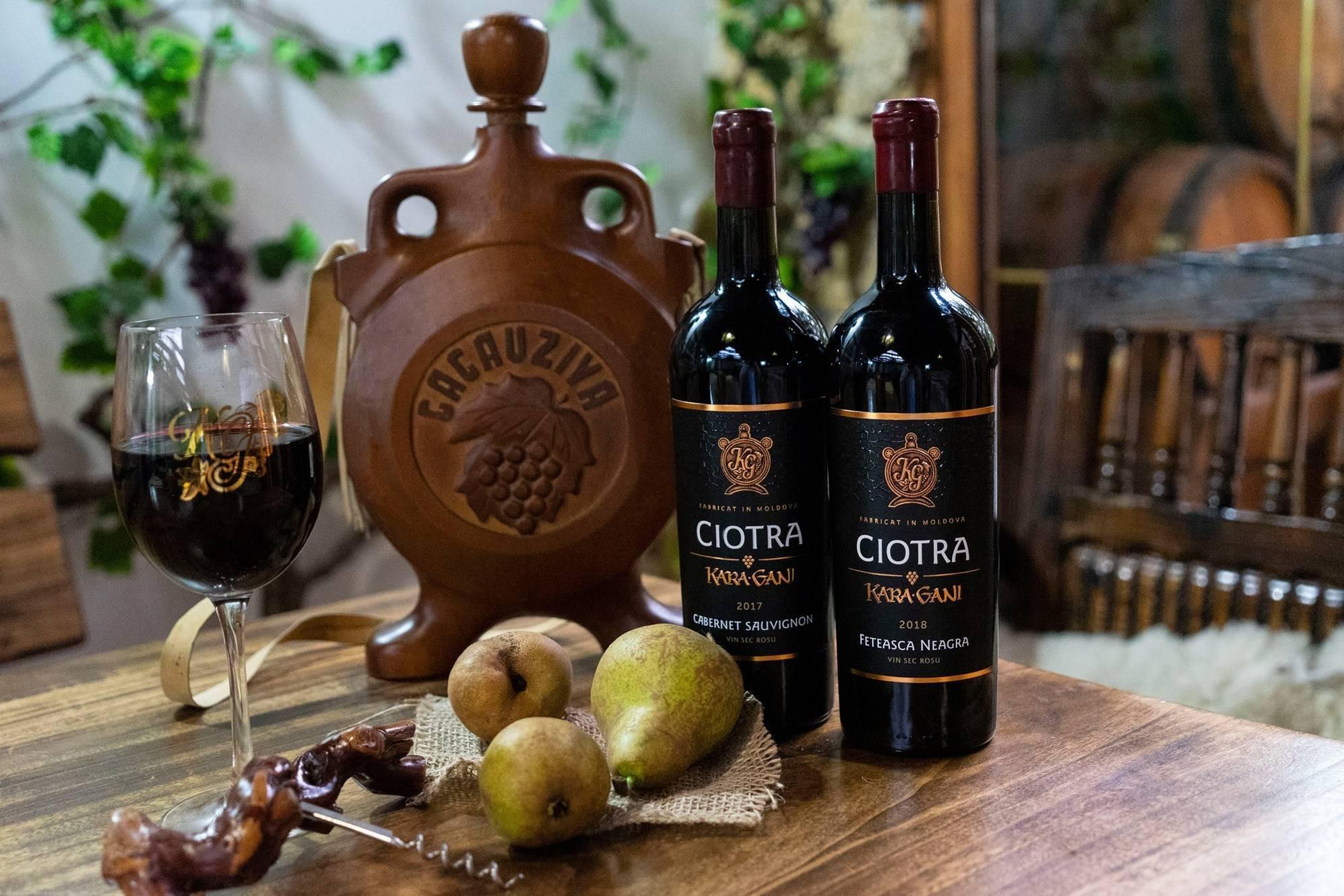 Молдавские вина и их характеристики + видео    наливали