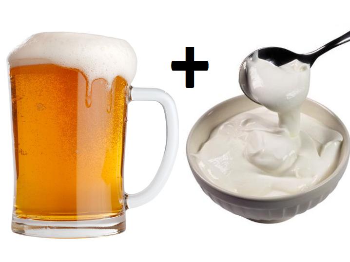 Пиво со сметаной для мужчин, женщин, для повышения потенции