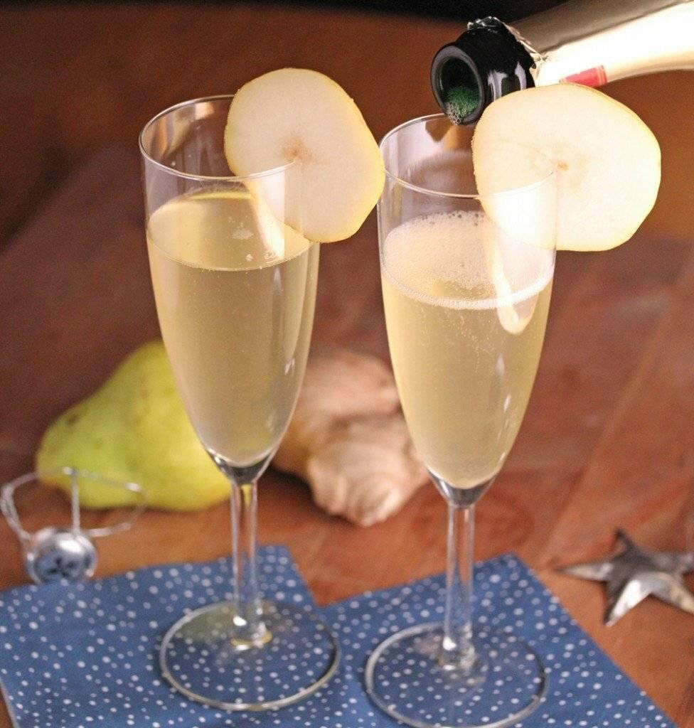Как сделать коктейли с шампанским в домашних условиях