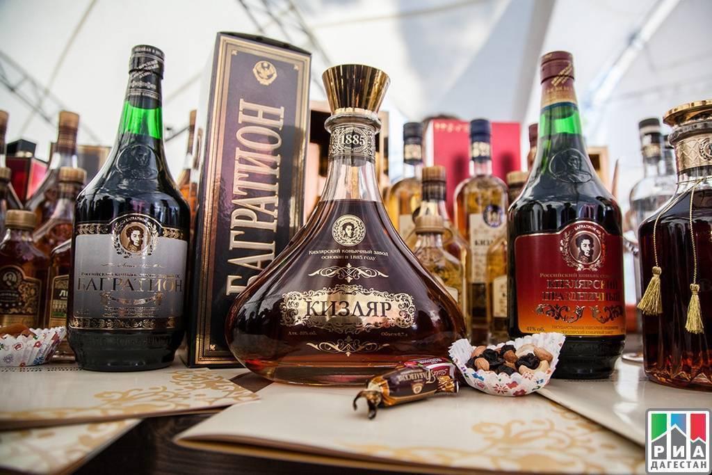 Дагестанский коньяк: традиции дагестана в коньячном производстве, лучшие напитки 5 лет выдержки