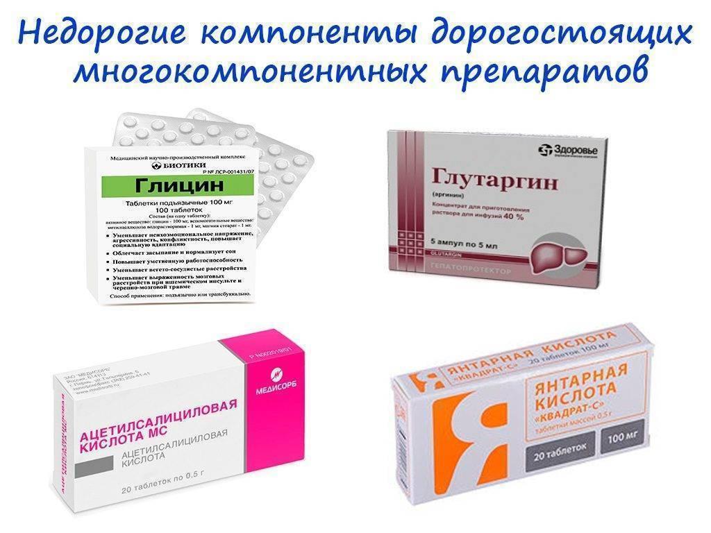 Таблетки от похмелья: самые быстрые средства