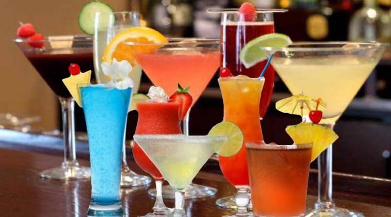 Лучшие коктейли с джином - топ 10 коктейлей