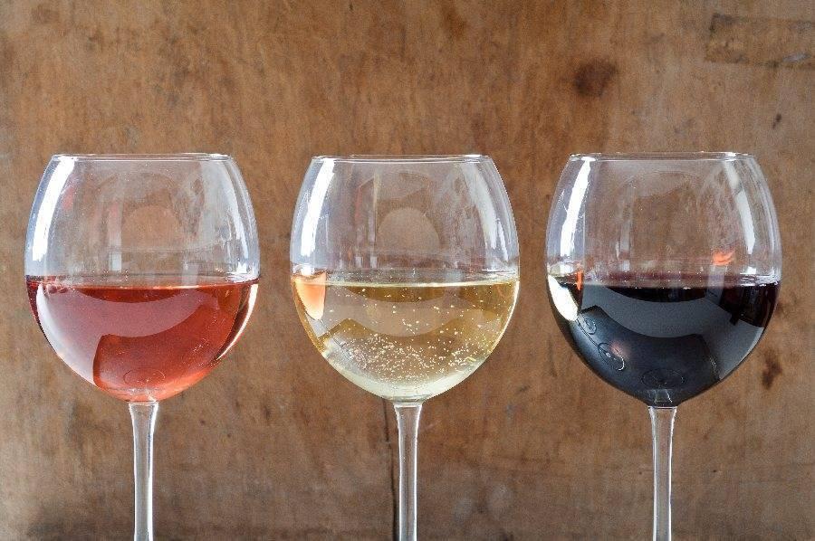 Французские красные и белые вина и их особенности