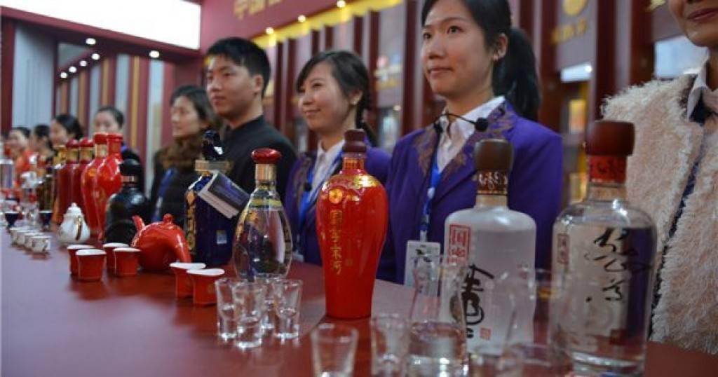 Обзор китайской водки
