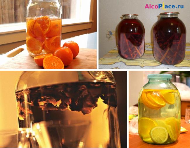 На чём настоять самогон для вкуса и запаха, рецепты