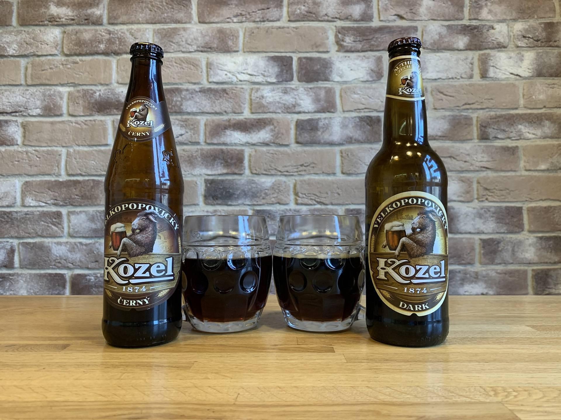 Пиво козел процент алкоголя