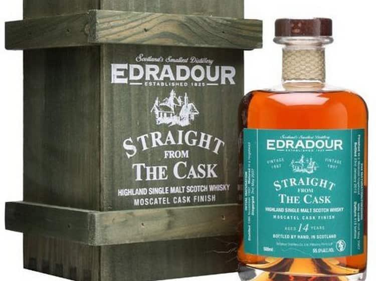 Виски edradour (эдраду) и его особенности