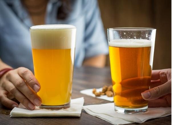 Жить со вкусом: разливное пиво – польза и вред