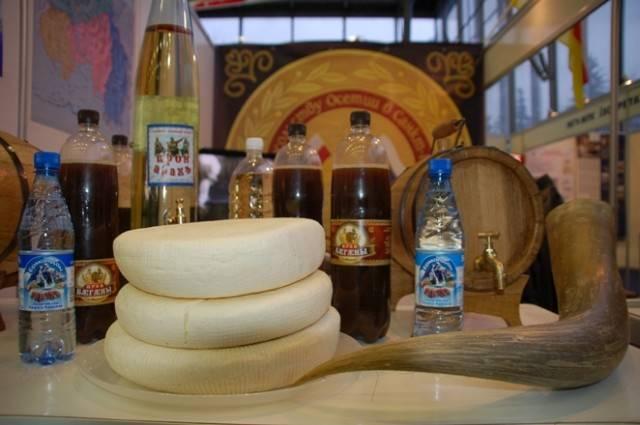 Осетинская арака рецепт. осетинская арака