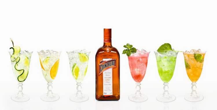 Куантро — как пить апельсиновый ликер и рецепты коктейлей