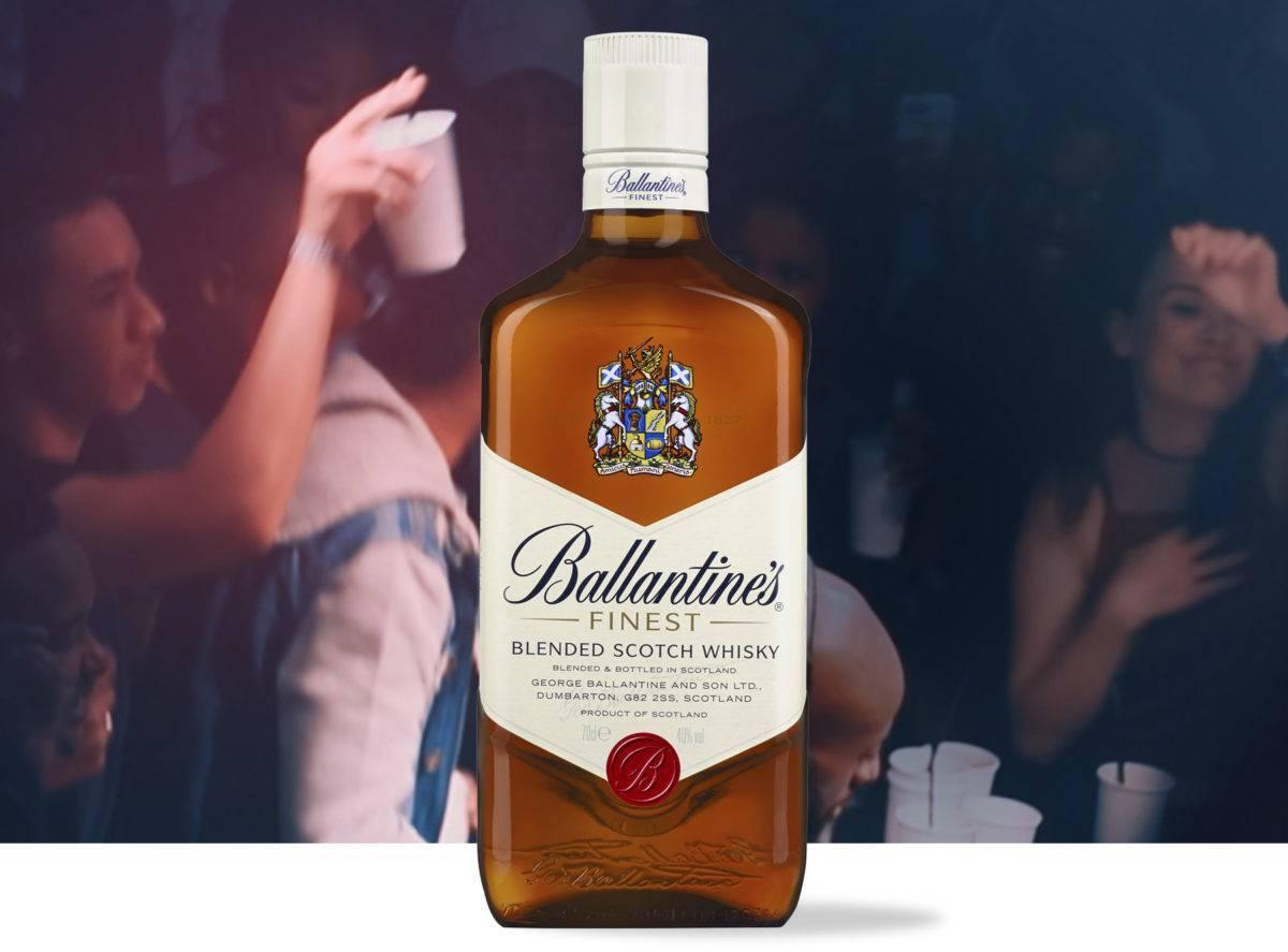 Виски ballantine's: описание, отзывы, виды и история