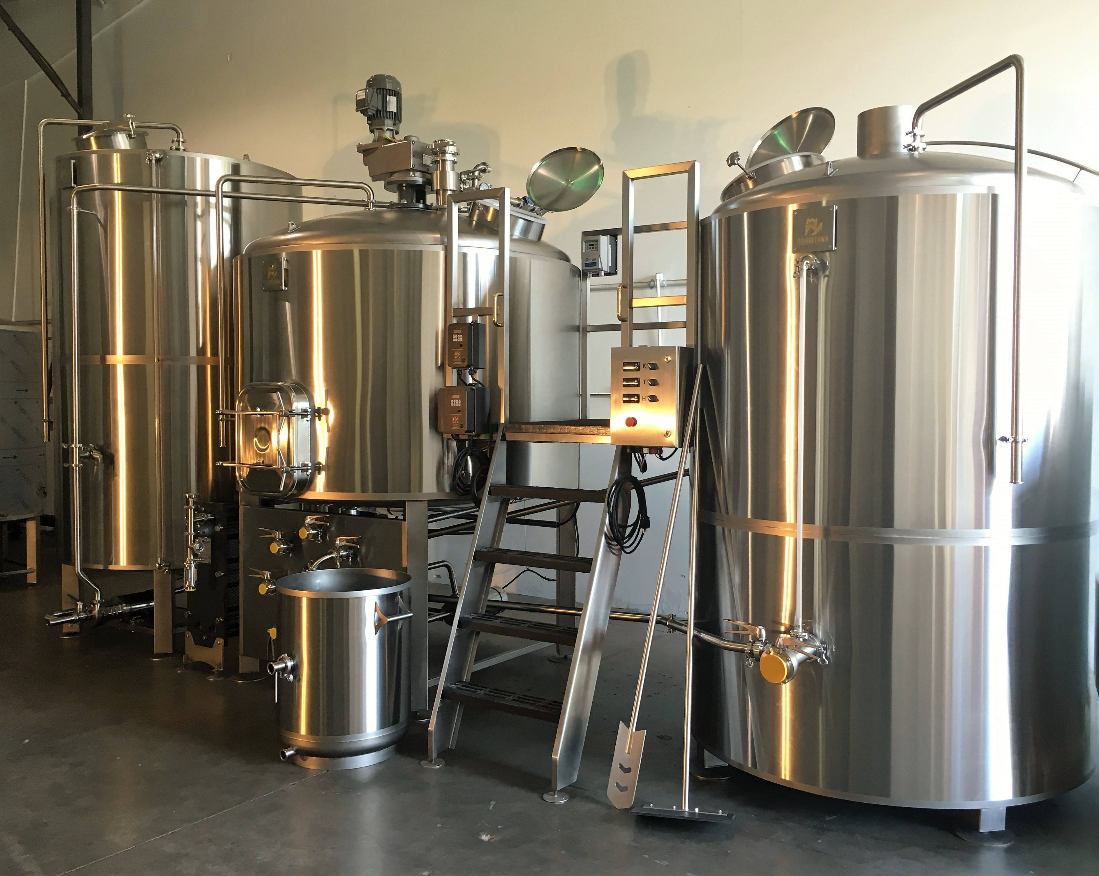 Сырье для производства пива: технология, процесс