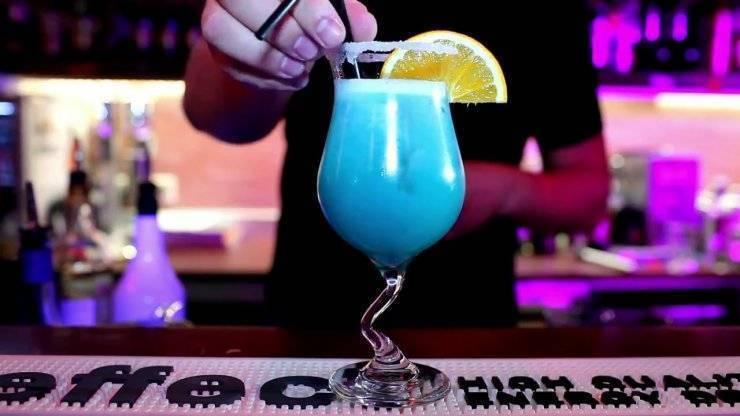 Пунш – напиток на твердую «пятерочку»