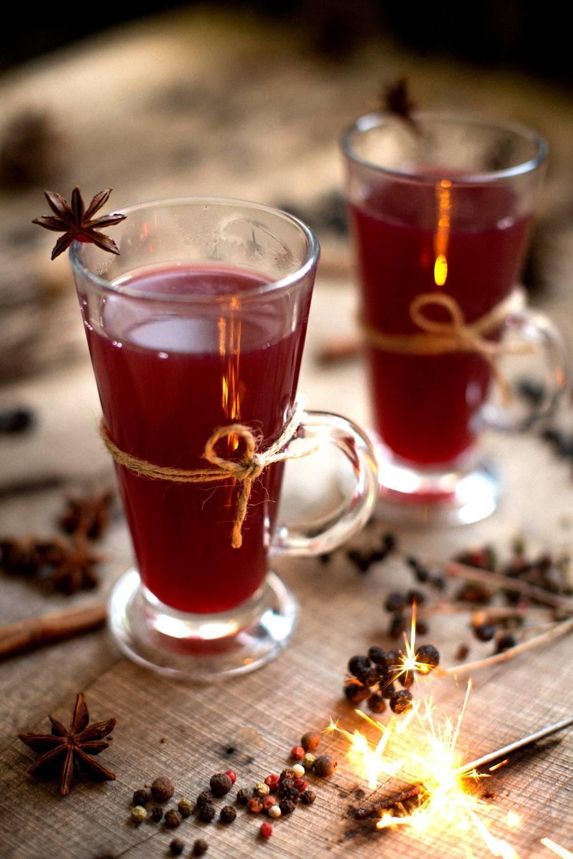 Рецепт приготовления глинтвейна из красного вина в домашних условиях