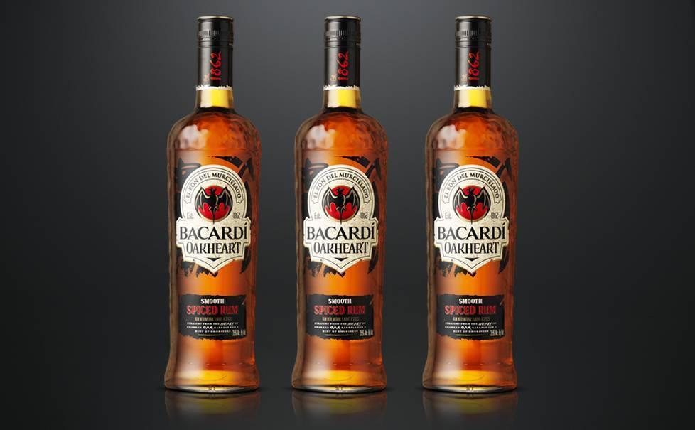 """Ром """"бакарди оакхарт:"""" вкусовые качества и правила подачи"""