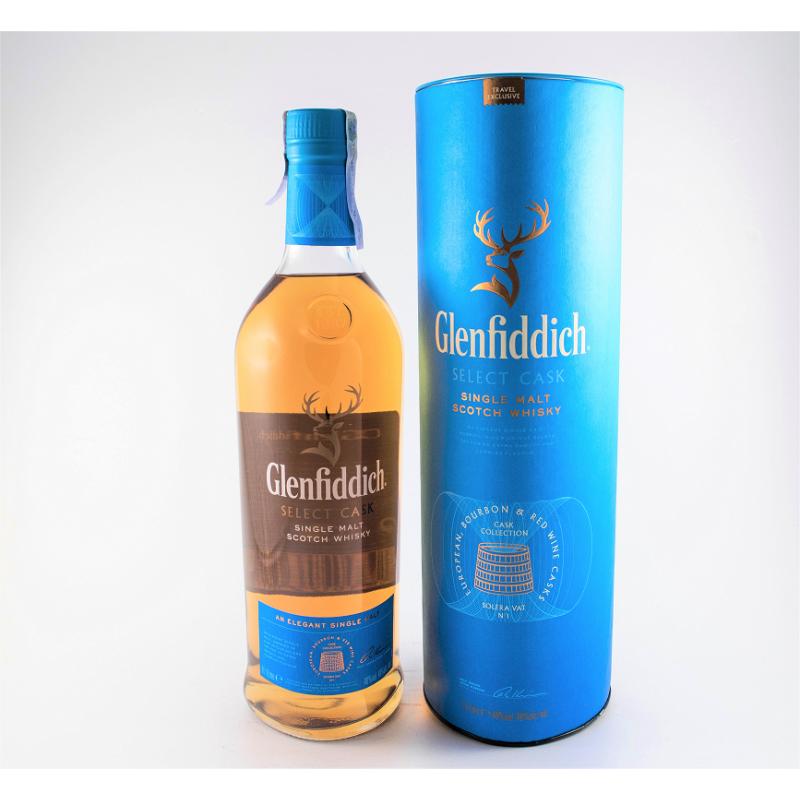 Скотч glenfiddich односолодовое виски гленфиддик с годами выдержки