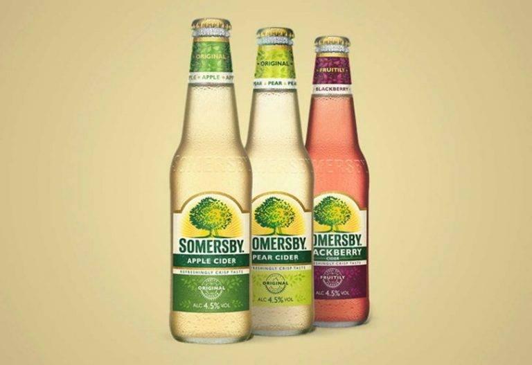 Сидр «соммерсби» – история и производство напитка + видео   наливали