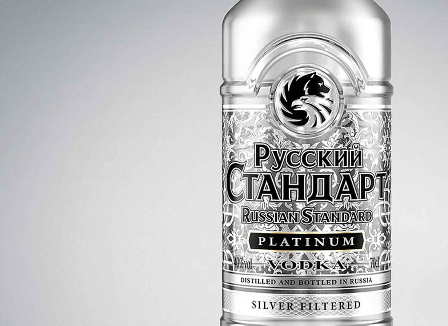 Качественная водка русский стандарт