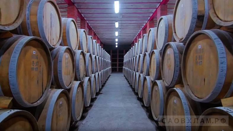 Уксус из вина